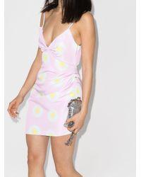 Maisie Wilen Party Girl ミニドレス Multicolor