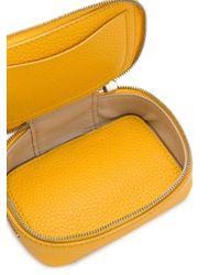 Sonia Rykiel Le Pave 財布 Yellow