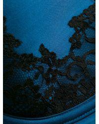 Reggiseno Grosvenor Square di Myla in Blue