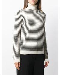 Rochas ストライプ セーター Multicolor