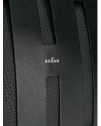 Hogan Bi ハンドバッグ Black
