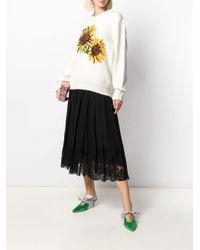 Джемпер Вязки Интарсия Dolce & Gabbana, цвет: Multicolor