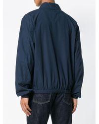 メンズ Polo Ralph Lauren ジップアップ ジャケット Blue
