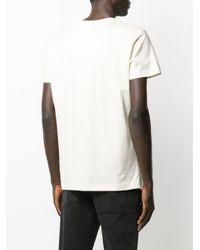 メンズ DIESEL Mohawk ロゴ Tシャツ Multicolor