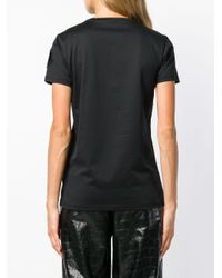 Moncler Black Basic T-shirt