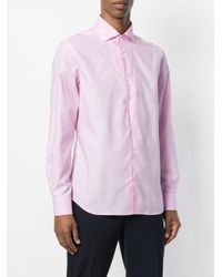 Corneliani Multicolor Classic Smart Shirt for men