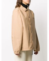 Carhartt WIP オーバーサイズ ジャケット Natural