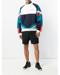 adidas retro nova sweatshirt