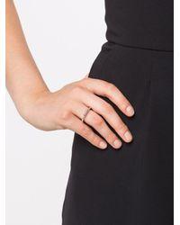 Rosa Maria Metallic 'zhang' Ring
