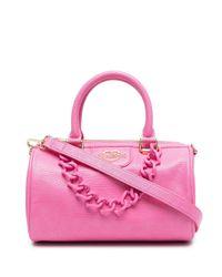 Love Moschino バレル ハンドバッグ Pink