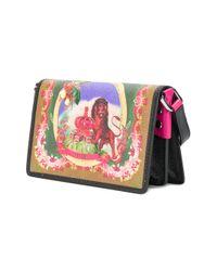 Etro Pink Circus Print Cross-body Bag