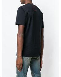 Camiseta In Love with Loud Exhaust Hydrogen de hombre de color Black