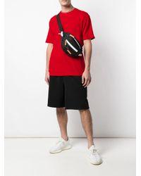メンズ Supreme ワッフル Tシャツ Red