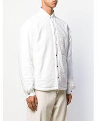 Camiseta de manga larga Jacquemus de hombre de color White