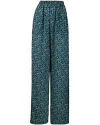 Balenciaga オーバーサイズ レッグ パンツ Multicolor