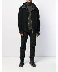 Jean slim classique Andrea Ya'aqov pour homme en coloris Black