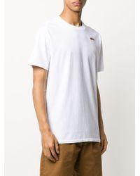 メンズ Henrik Vibskov Eat Me Tシャツ White