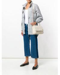 Twin Set - Natural Quilted Shoulder Bag - Lyst