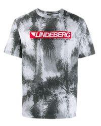 メンズ J.Lindeberg Dale Distinct Tシャツ Multicolor