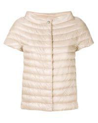 Herno Natural Ultralight Cape Jacket