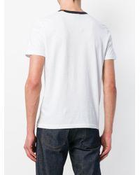Atlantic Stars White Palm Springs T-shirt for men