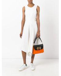 J.W. Anderson Multicolor Medium Leather Pierce Bag