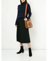 Borsa a spalla Evelyn Pre-owned di Hermès in Multicolor