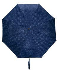 Зонт С Цветочным Принтом Moschino, цвет: Blue