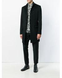 メンズ AllSaints シングルコート Black
