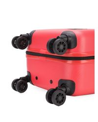 メンズ Herschel Supply Co. Trade Carry-on スーツケース Red