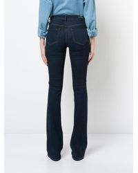 Citizens of Humanity Blue Bootcut Jeans
