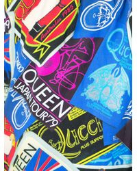 Short de bain Queen Vilebrequin pour homme en coloris Blue