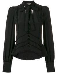 Blusa Mariel di Alexis in Black