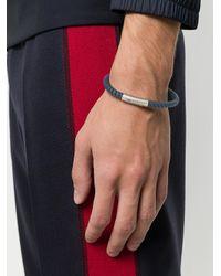 Northskull - Blue Rope Bracelet for Men - Lyst