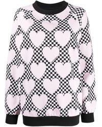 Love Moschino プリント スウェットシャツ Multicolor