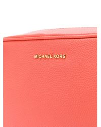 MICHAEL Michael Kors Ginny ショルダーバッグ Orange