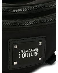 メンズ Versace Jeans ベルトバッグ Black
