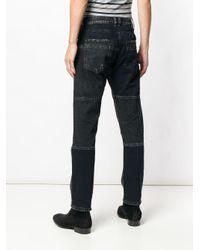 Diesel Black Gold - Black Type-2875fs Jeans for Men - Lyst