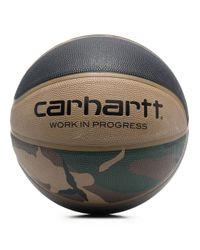 Carhartt WIP カモフラージュ バスケットボール Green