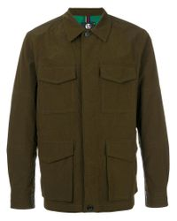 PS by Paul Smith Green Military Jacket for men