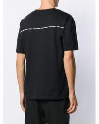 McQ Alexander McQueen T-Shirt mit Logo in Black für Herren
