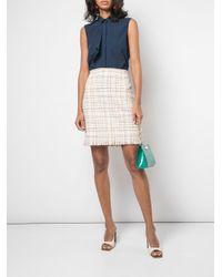Akris Punto ツイード スカート Multicolor
