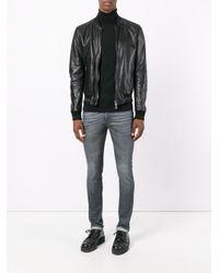 Maison Margiela - Gray Skinny Jeans for Men - Lyst