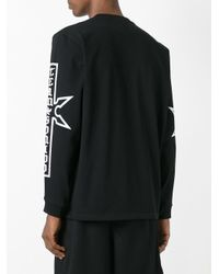 Marcelo Burlon - Black Ramon Sweatshirt for Men - Lyst