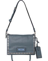 Prada Blue Etiquette Bag