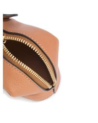 Loewe Brown Mouse Charm