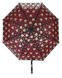 Moschino プリント 傘 Multicolor
