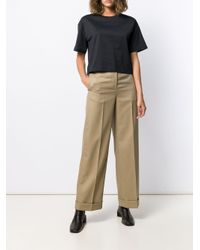 Acne ボクシーフィット Tシャツ Multicolor