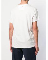メンズ John Varvatos I'm On Vacation Tシャツ White