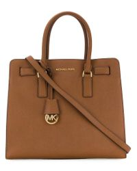 MICHAEL Michael Kors - Brown Dillon Tote Bag - Lyst